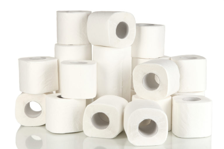 Toilet Paper 48 Pack